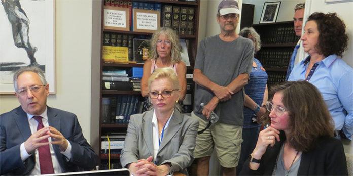Plaintiffs file federal complaint against Montgomery mayor alleging First Amendment violations