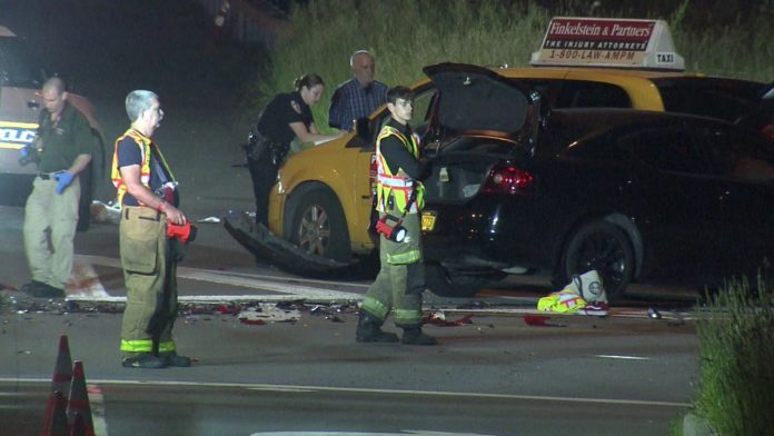 Fatal Motorcycle Accident On Route 300