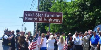 Gold Star Families Memorial Highway
