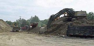 Karolys dump site