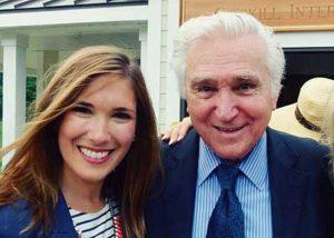 Michelle and Maurice Hinchey