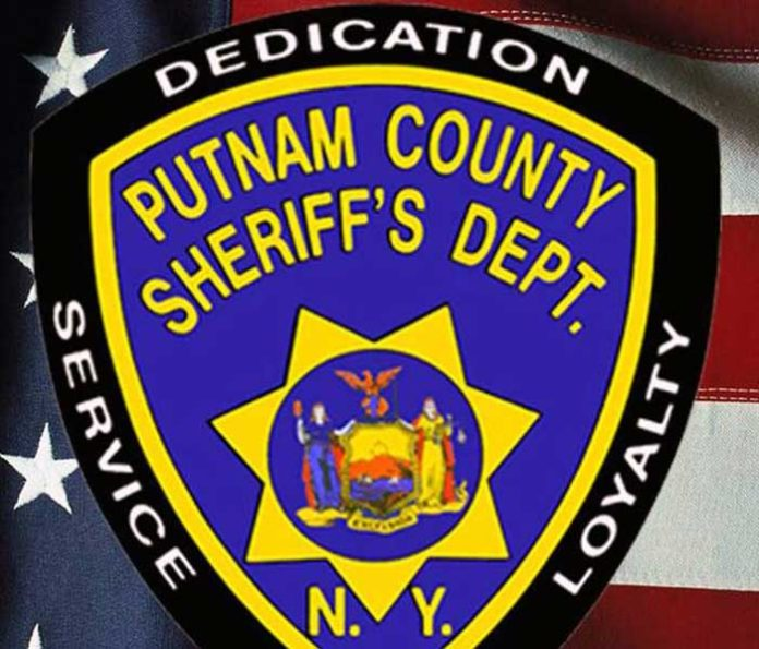 Putnam County Sheriff's Office patch on MidHudsonNews.com