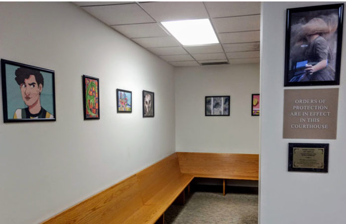 Dutchess County Court Walls Brightened Up With Artworks