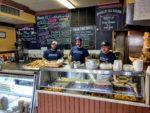 The staff at Cafe Primavera