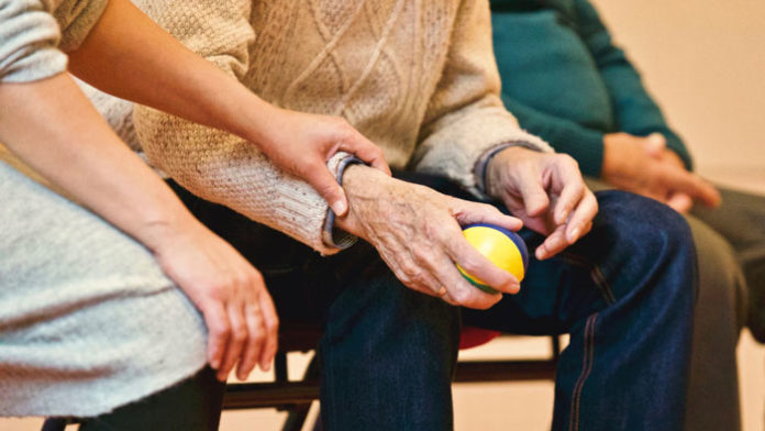 Nursing homes almost a 10th of US virus cases