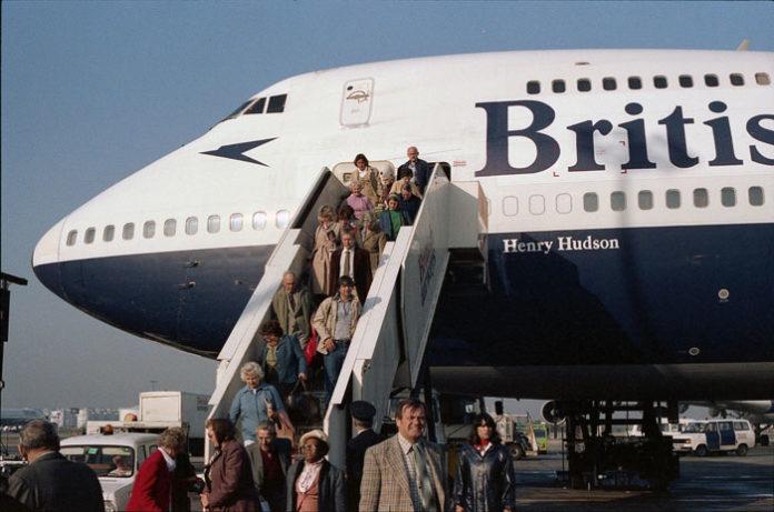 British Airways to Limit Travel to New York Over Mutant Virus Concern